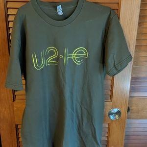 U2 2015 Graphic T-shirt Size L